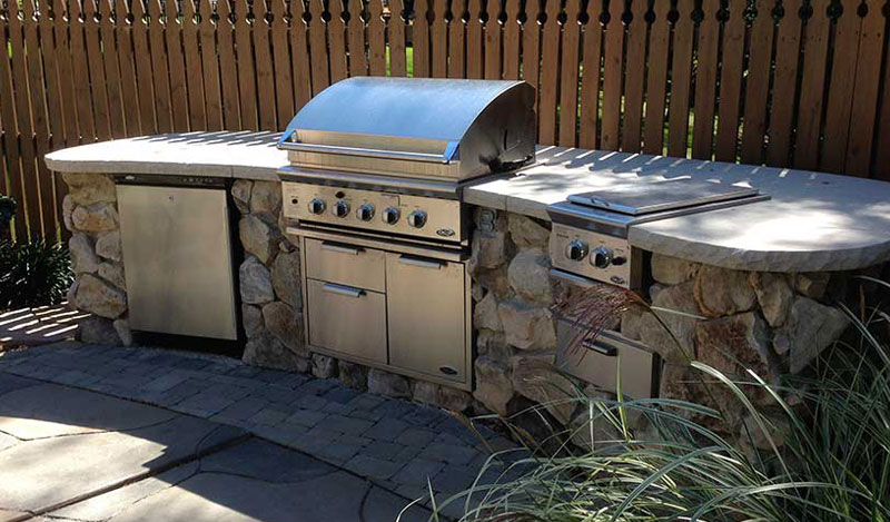 Custom Outdoor Kitchens Pittsburgh