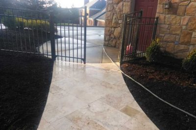 Pittsburgh Masonry - Stone Entryways - Outdoor Stairs